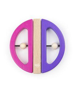 Swivel Bug- Pink & Purple