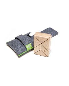 Tegu 6-Piece Pocket Pouch Prism - Natural